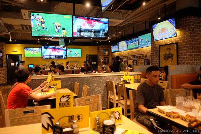 BUFFALO WILD WINGS GLORIETTA