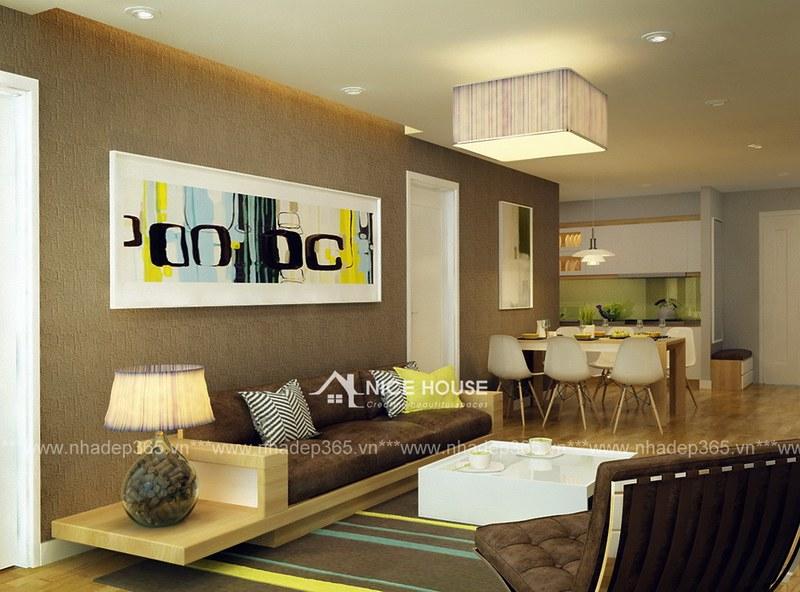 Thiết kế nội thất chung cư Mipec Anh Sơn Hà Nội_03