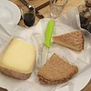 Bring forth the cheeses and walnut liqueur #cheese #food #Scotland #instascots