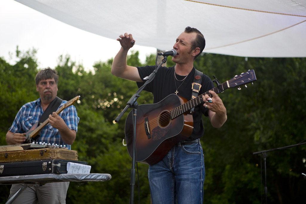 Lloyd McCarter & the Honky Tonk Revival | Nebraska Folk & Roots Festival