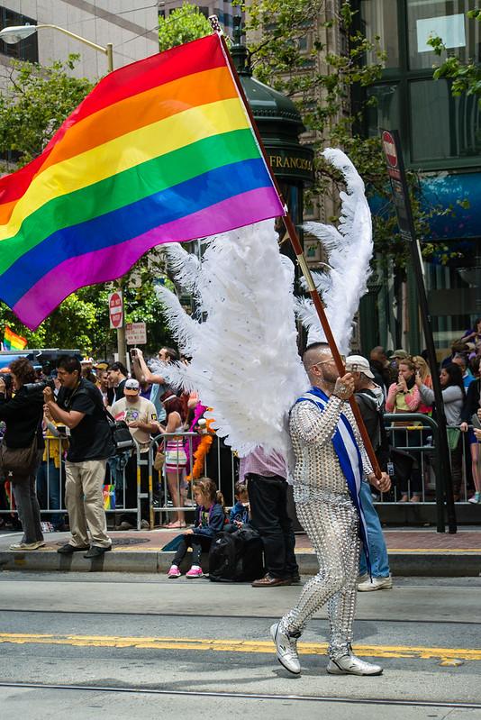 San Francisco Pride / Latinos
