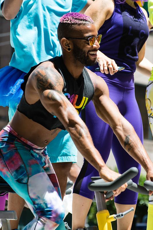 San Francisco Pride / SoulCycle