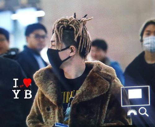 BIGBANG departure Seoul to Fukuoka 2016-12-09 (23)