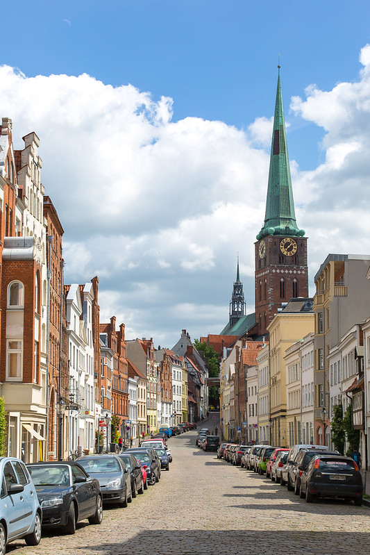 Germany. Lubeck