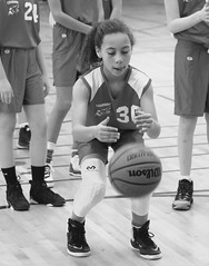 CMS VARSITY GIRL'S BASKETBALL 2016 CONFERENCE CHAMPS, ACA PHOTO