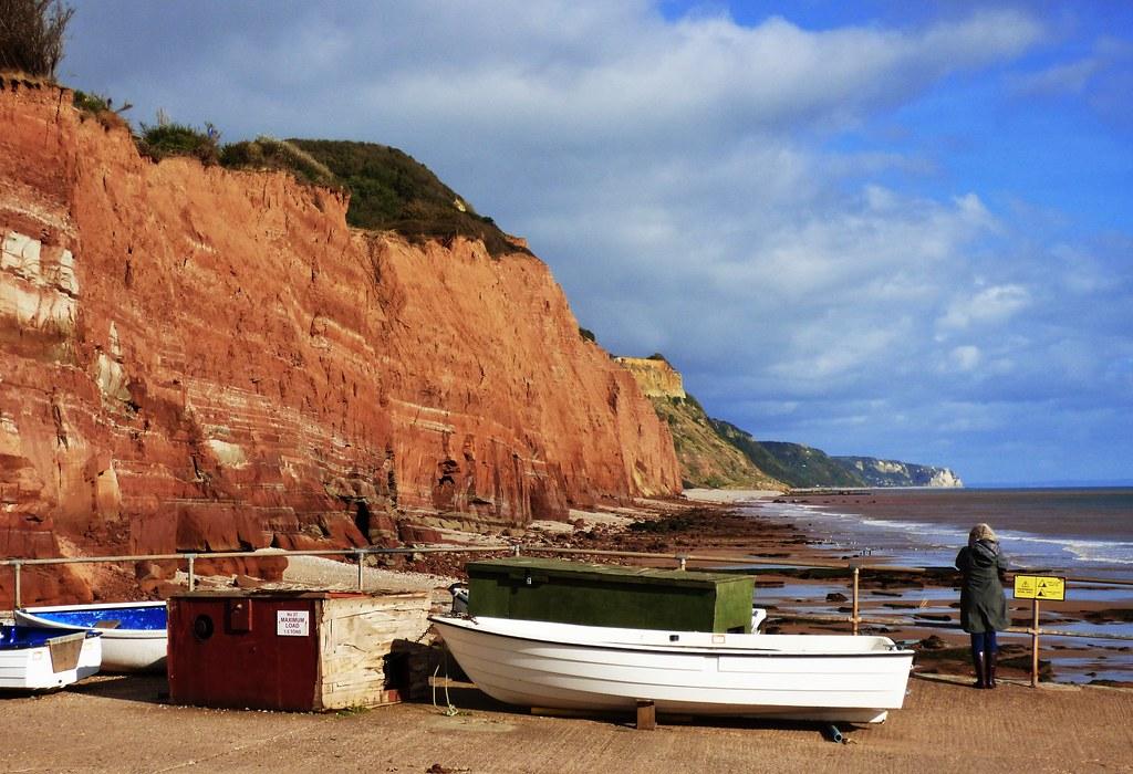 Sidmouth Devon England Around Guides