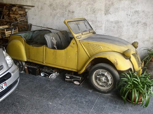 1959 CITROËN 2CV4 Cabriolet