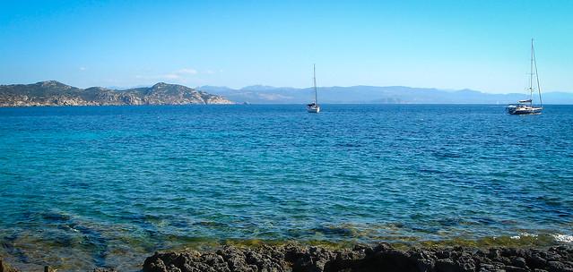 Capo Testa (Sardinia), Sony DSC-T33