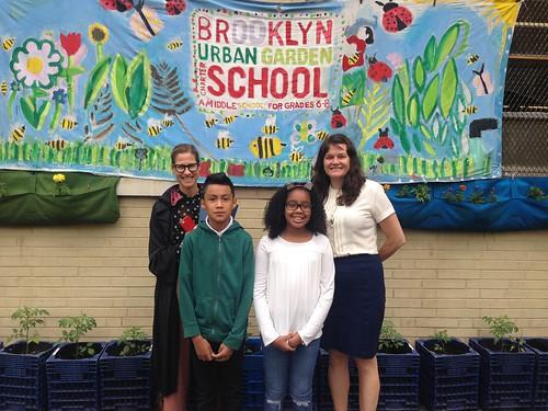 Brooklyn Urban Garden Charter School (BUGS)