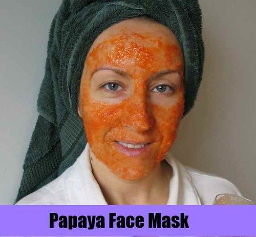 How to get rid of a pimple fast with Papaya