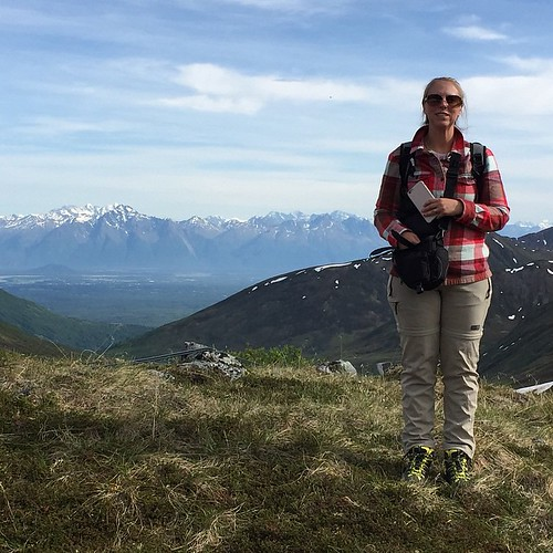 Me and the #tundra: a #blogpost about #Alaska http://esthernorinedesigns.blogspot.com/2015/06/the-tundra.html #midnightsun