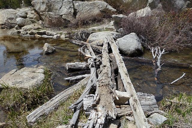 Creek crossing, m795