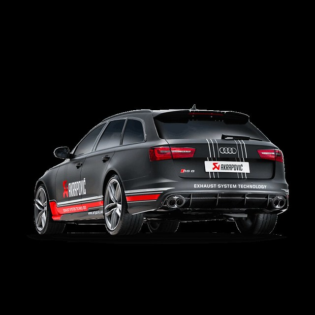 audi rs6 akrapovic exhaust. Black Bedroom Furniture Sets. Home Design Ideas