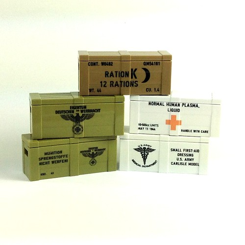 Custom WW2 Crates