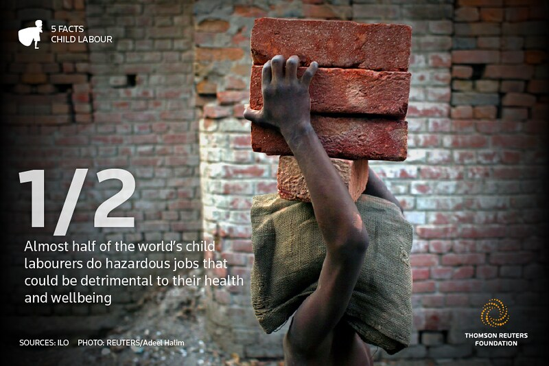 health status of hazardous child labor Child health status improved dramatically14 as a result of economic problems   to the hazards of work before they have reached physical and mental maturity.