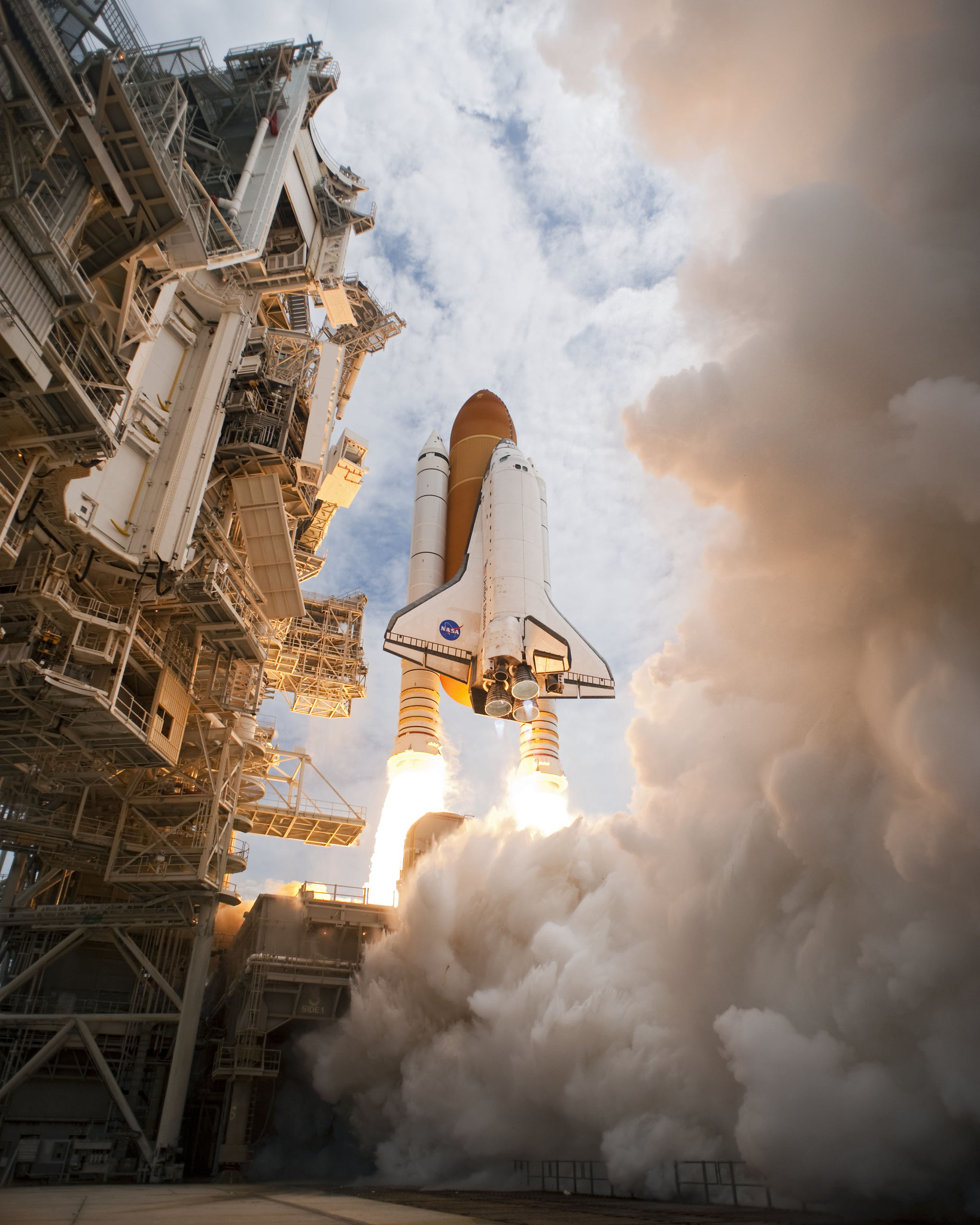 STS-135 Launch
