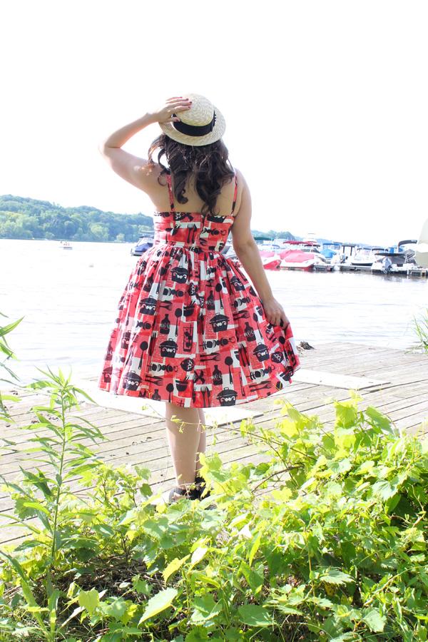bbq dress