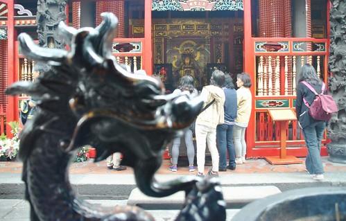 05 Templo de Longshan en Taipei  (7)