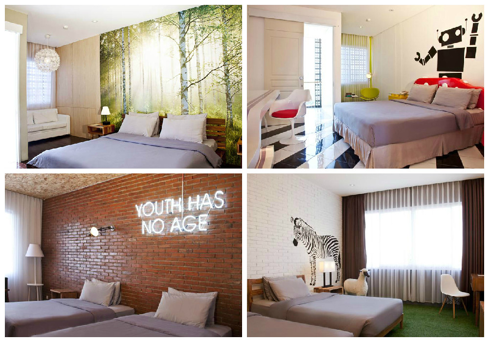 Stevie G Hotel - Tripcanvas