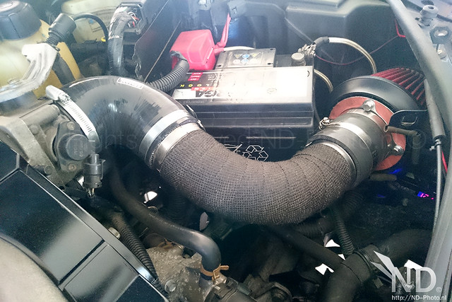 Custom Cold Air Intake