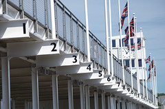 A sequence at Goodwood
