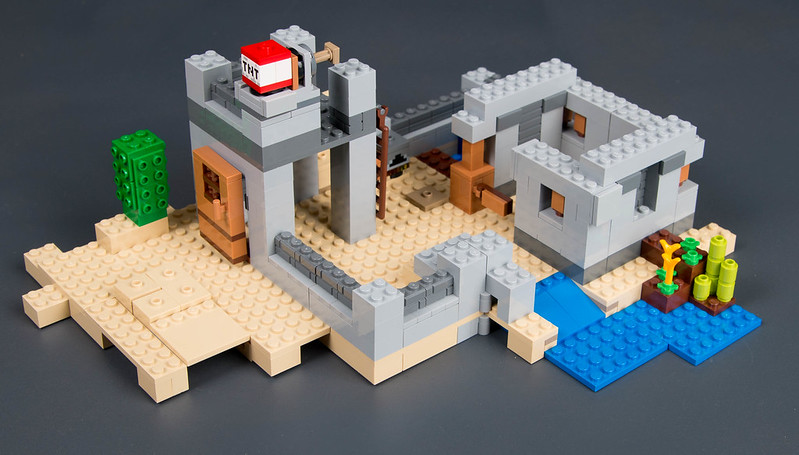 Review - 21121 LEGO Minecraft:Desert Outpost από EUROBRICKS 19734183105_ce018938d7_c