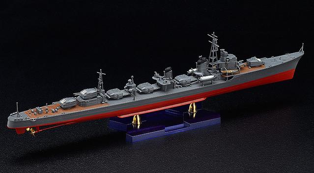 PLAMAX KC-01 驅逐艦 X 艦娘 島風