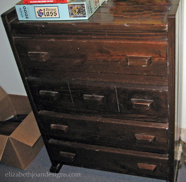 Childhood Dresser Gets New Look
