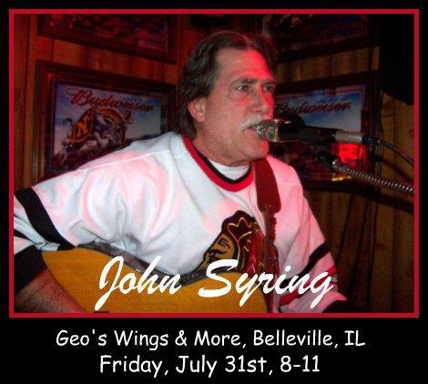 John Syring 7-31-15