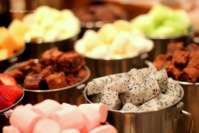 Marriott Cafe Buffet Marriott Hotel Manila