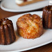 Cannelés and chocolate banana kouig amann