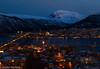Tromso at night by brmm901