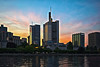 Skyline Frankfurt am Main by zacken200