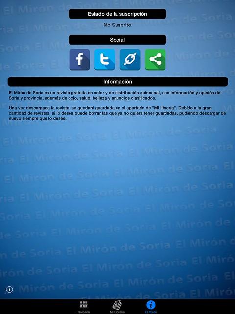 Accede a más información sobre tu revista