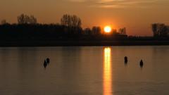 IJs Weerwater Almere