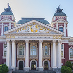 Ivan Vazov National Theater - Sofia - Bulgaria