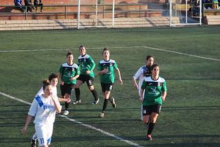 Extremadura vs Esc. Peña el Valle