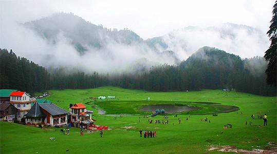 Dharamshala view