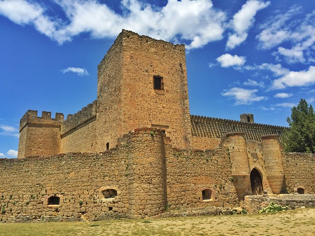 Castillo de Pedraza (Segovia)