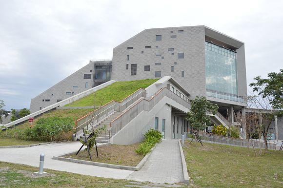 台東大學知本校區圖書館29