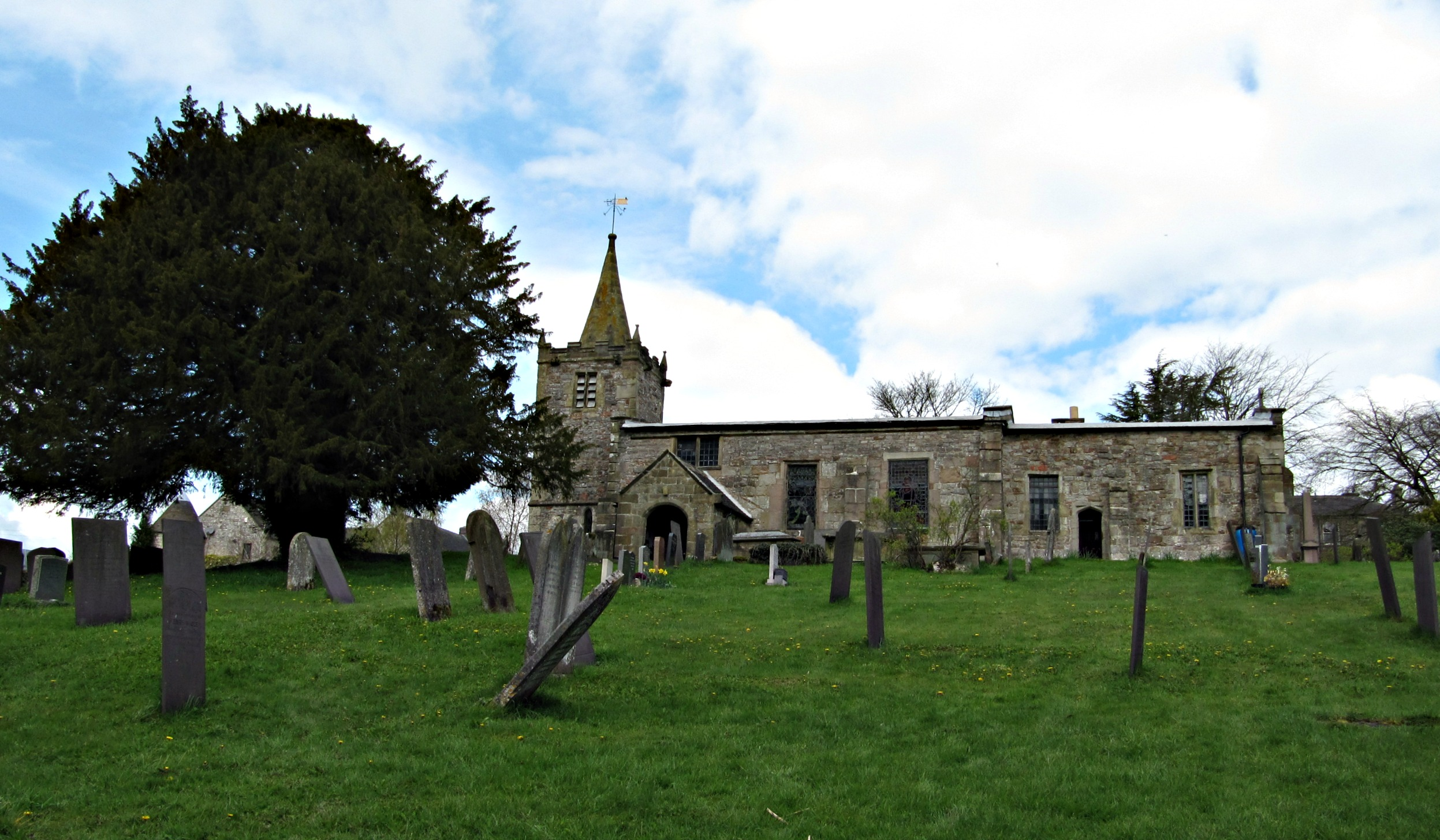 Kniveton, St Michael and All Angels (c) Victor Gibbons