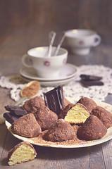 """Cookies """"Truffles""""."""