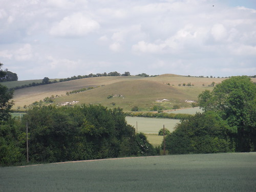Pegsdon Hills from Knocking Hoe