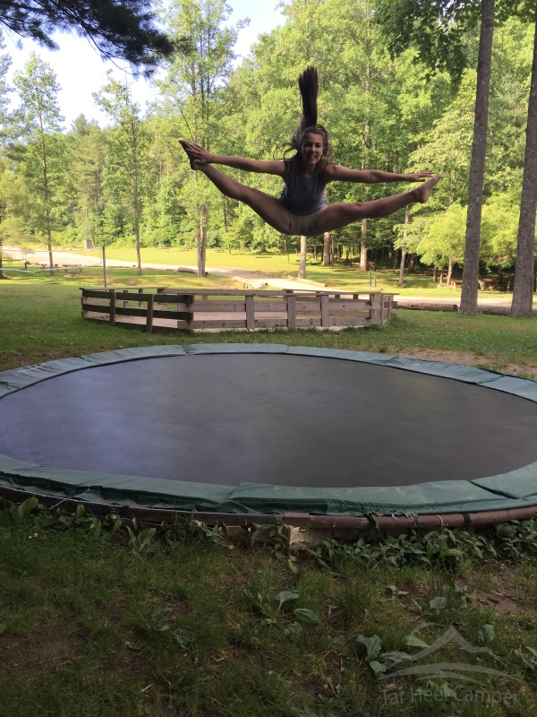 Trampoline - Enota Mountain Retreat