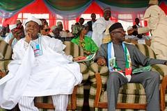 Senate President of Nigeria Bukola Saraki