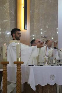 Ordenação do padre Tiago Alberto, OSA
