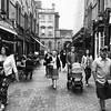 Procession #vscocam #dublinisblackandwhite #inthecity