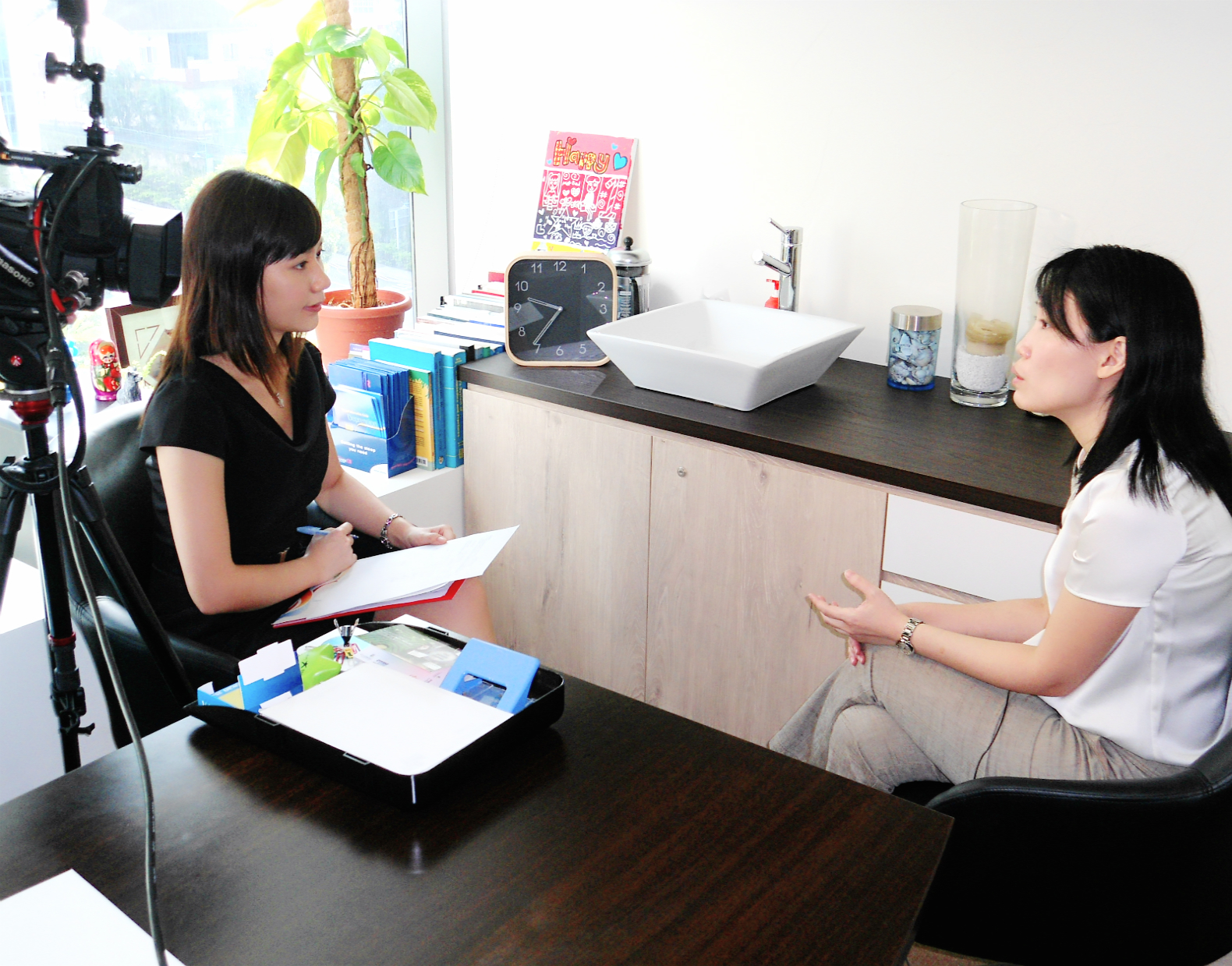 mediacorp interview