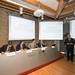 La Red de Reservas de la Biosfera Mediterráneas de la UNESCO inicia su actividad en la sede de la Fundación Abertis