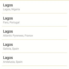 Did you know? 12 plus cities called #Lagos #SchoolYourSelf #instalearn